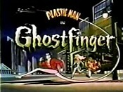 Ghostfinger Free Cartoon Picture