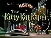 The Kitty Kat Caper Picture Into Cartoon