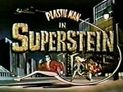 Superstein Cartoon Picture