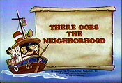 There Goes The Neighborhood The Cartoon Pictures