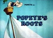 Popeye's Roots Picture To Cartoon
