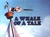 A Whale Of A Tale Cartoon Picture