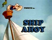 Ship Ahoy Picture Of Cartoon