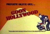 Goon Hollywood Picture Into Cartoon