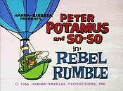 Rebel Rumble Cartoon Picture