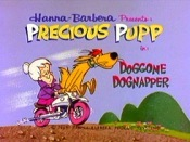 Doggone Dognapper Cartoon Pictures
