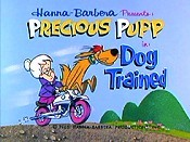 Dog Trained Cartoon Pictures