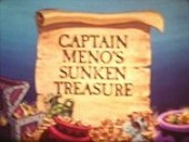 Captain Meno's Sunken Treasure Cartoon Pictures