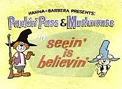 Seein' Is Believin' Picture Into Cartoon