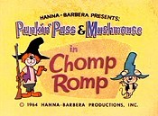 Chomp Romp Picture Into Cartoon