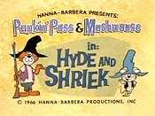 Hyde And Shriek Cartoon Picture