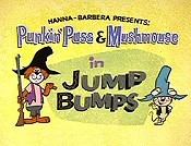 Jump Bumps Cartoon Picture