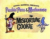 Misfortune Cookie Cartoons Picture