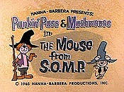 The Mouse From S.O.M.P. Picture Into Cartoon