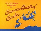 Bronco Bustin' Boobs Picture Of Cartoon