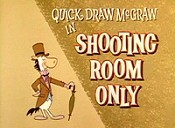 Shooting Room Only Cartoon Character Picture