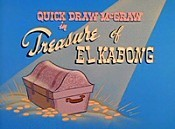 Treasure Of El Kabong Cartoon Picture