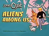Aliens Among Us Cartoon Picture