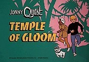 Temple Of Gloom Cartoon Picture