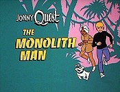 The Monolith Man Cartoon Picture
