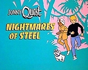 Nightmares Of Steel Cartoon Picture