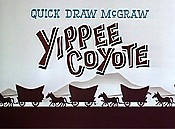 Yippee Coyote Cartoon Picture