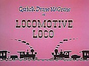 Locomotive Loco Cartoon Character Picture