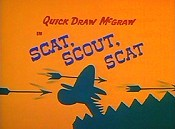 Scat, Scout, Scat Cartoon Character Picture