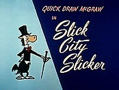 Slick City Slicker Cartoon Character Picture