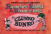 Clunko Bunko Picture Of The Cartoon