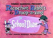 School Daze Cartoon Picture