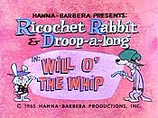 Will O' The Whip Cartoon Character Picture