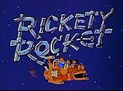 The Rickety Robbery Cartoon Picture