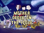 Mother Goose On The Loose Cartoon Character Picture