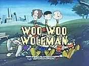 Woo Woo Wolfman Cartoon Picture