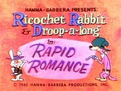 Rapid Romance Cartoon Picture