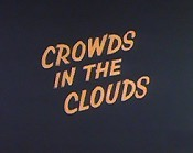 Crowds In The Clouds Cartoon Picture