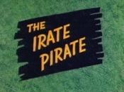 The Irate Pirate Cartoon Picture