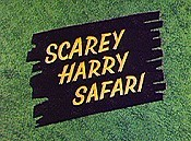 Scarey Harry Safari Cartoon Picture