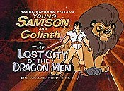 The Lost City Of The Dragon Men Cartoon Picture