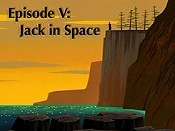 Episode V (Jack In Space) The Cartoon Pictures