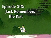 Episode XIX (Jack Remembers The Past) Cartoon Picture