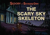 The Scary Sky Skeleton Pictures To Cartoon