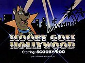Scooby-Doo Goes Hollywood Cartoon Picture