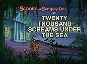Twenty Thousand Screams Under The Sea Pictures To Cartoon