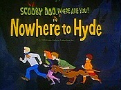 Nowhere To Hyde Cartoon Picture