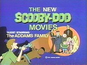 Scooby-Doo Meets The Addams Family Cartoon Picture