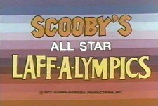 Scooby's All-Star Laff-A-Lympics  Logo