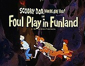 Foul Play In Funland Cartoon Picture