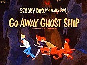 Go Away Ghost Ship Cartoon Picture